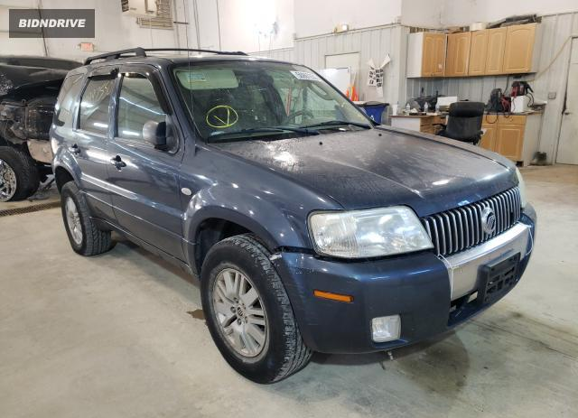 Lot #1625844475 2005 MERCURY MARINER salvage car