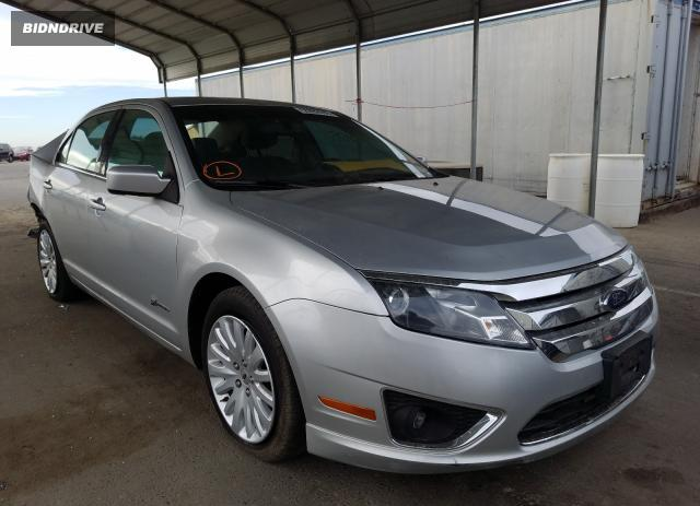 Lot #1632681060 2010 FORD FUSION HYB salvage car