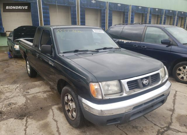 Lot #1633138970 1999 NISSAN FRONTIER K salvage car