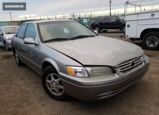 Lot #1633188650 1999 TOYOTA CAMRY salvage car