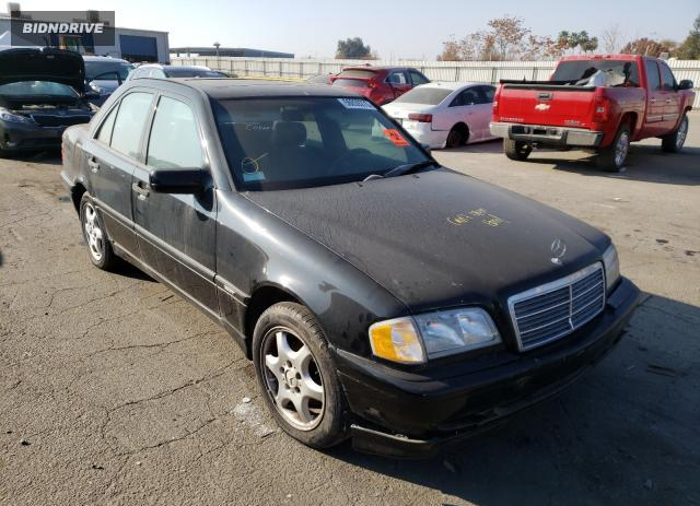 Lot #1633310420 2000 MERCEDES-BENZ C230 salvage car