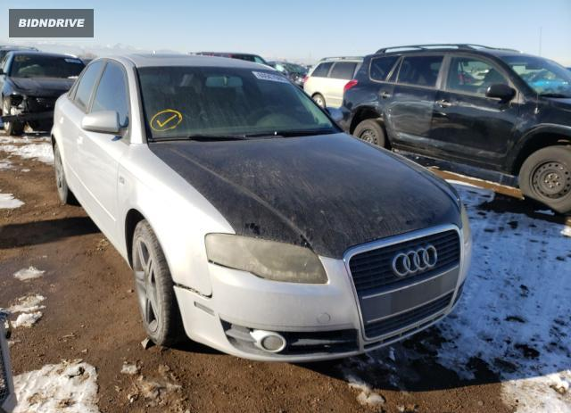 Lot #1633707248 2007 AUDI A4 2 salvage car