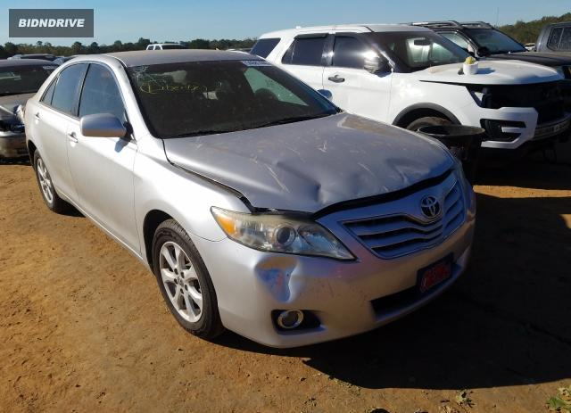 Lot #1635593060 2011 TOYOTA CAMRY BASE salvage car