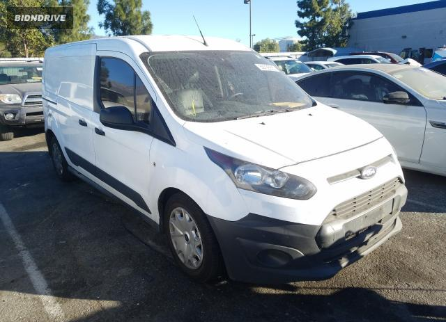 Lot #1635764492 2016 FORD TRANSIT CO salvage car