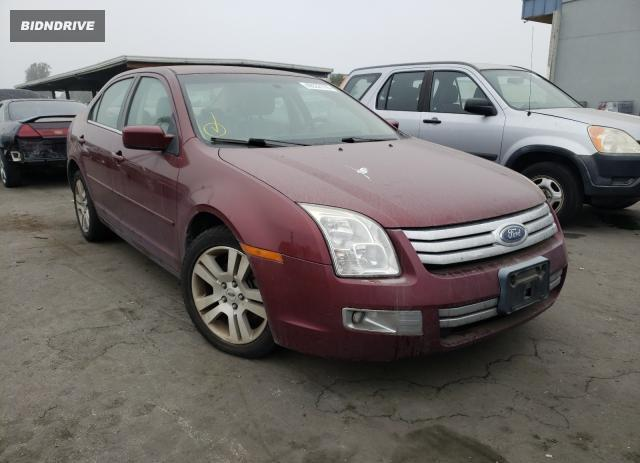 Lot #1636536548 2006 FORD FUSION SEL salvage car