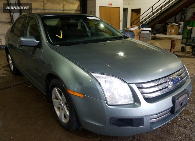 Lot #1636615232 2006 FORD FUSION SE salvage car