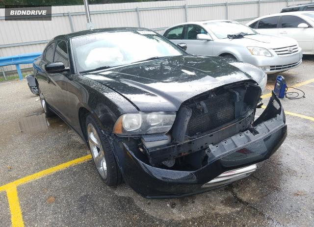 Lot #1636877662 2012 DODGE CHARGER SX salvage car