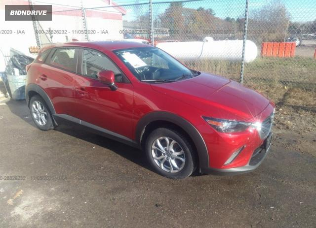 Lot #1636943800 2016 MAZDA CX-3 TOURING salvage car