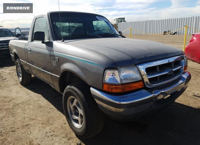 Lot #1636982900 1998 FORD RANGER salvage car
