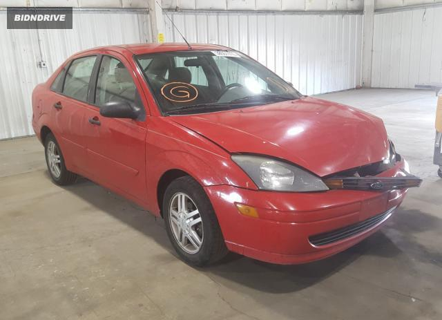 Lot #1637050712 2003 FORD FOCUS salvage car