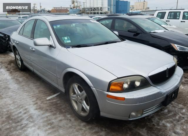 Lot #1637101058 2001 LINCOLN LS salvage car