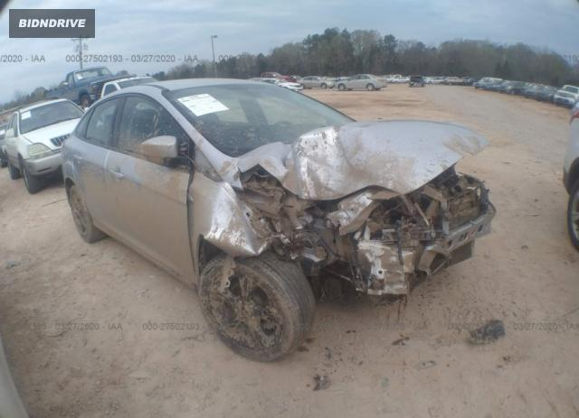 Lot #1638427152 2013 FORD FOCUS SE salvage car