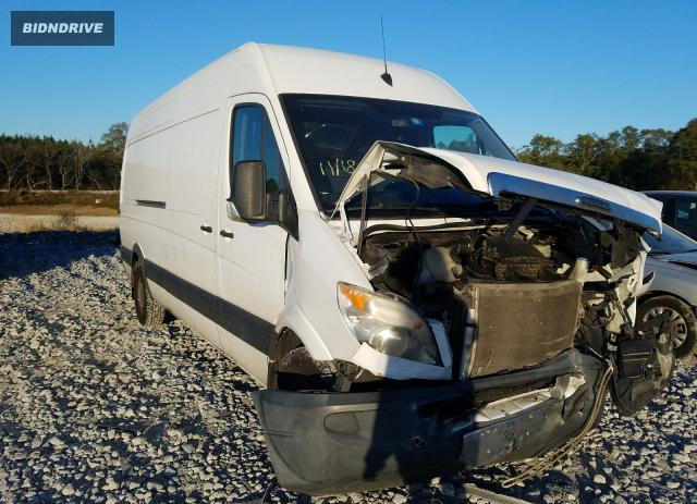 Lot #1639553688 2011 FREIGHTLINER SPRINTER 2 salvage car