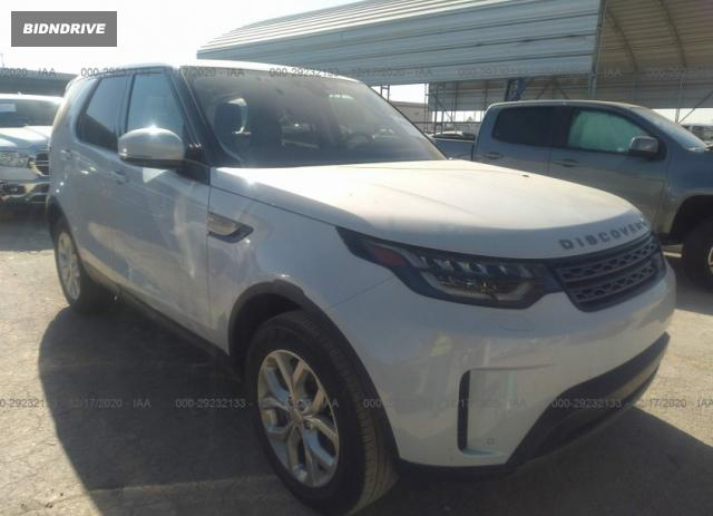 Lot #1639976510 2019 LAND ROVER DISCOVERY SE salvage car