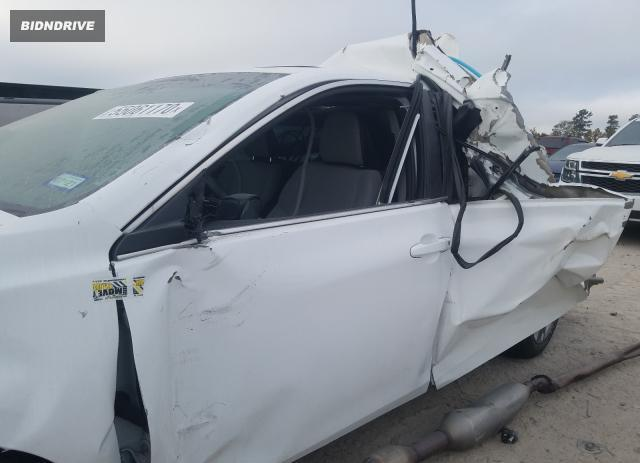 Lot #1640057100 2017 TOYOTA CAMRY LE salvage car