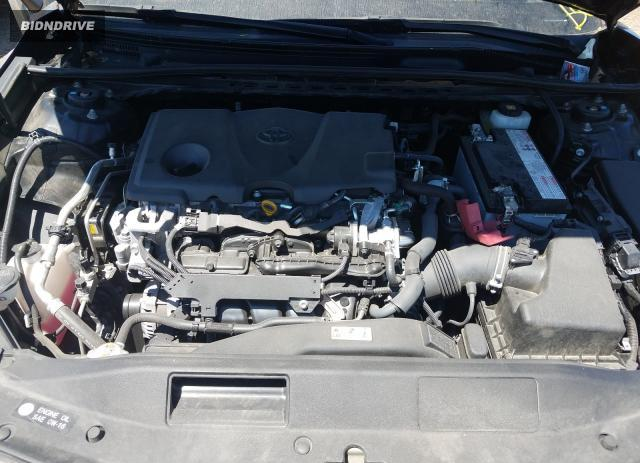 Lot #1640118070 2018 TOYOTA CAMRY L salvage car