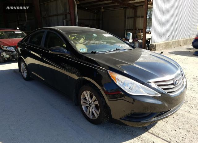 Lot #1640632465 2012 HYUNDAI SONATA GLS salvage car