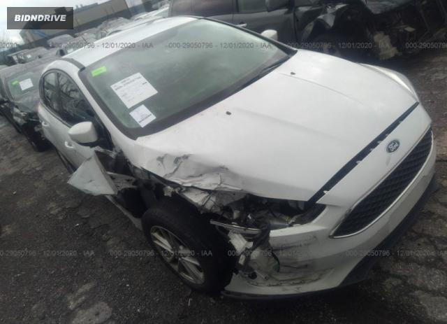 Lot #1641493135 2015 FORD FOCUS SE salvage car