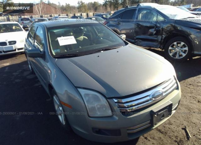Lot #1641494380 2009 FORD FUSION SE salvage car