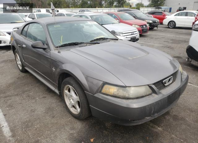 Lot #1641583032 2003 FORD MUSTANG salvage car