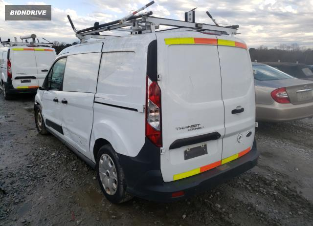 Lot #1652368980 2014 FORD TRANSIT CO salvage car