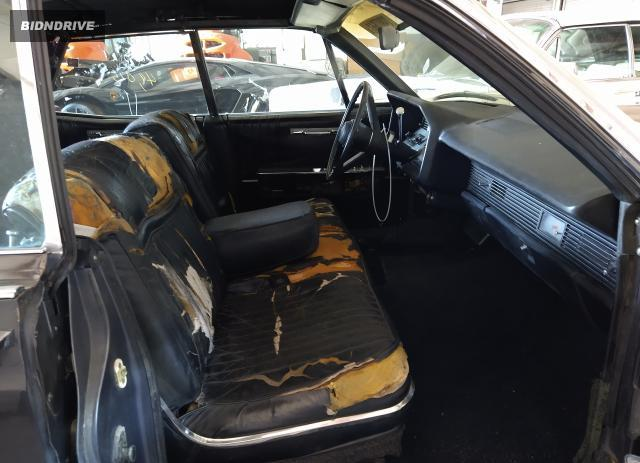 Lot #1655919458 1967 LINCOLN CONTINENTL salvage car