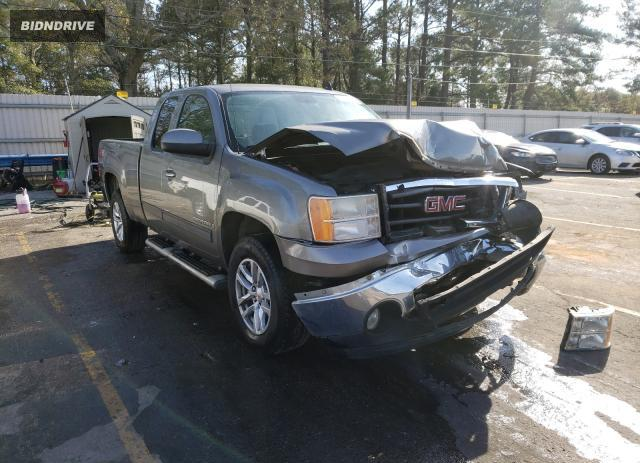 Lot #1658342452 2008 GMC SIERRA K15 salvage car