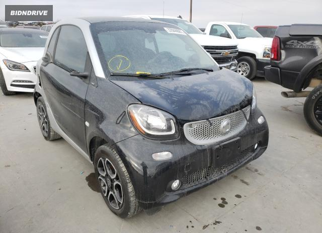 Lot #1660170092 2016 SMART FORTWO salvage car