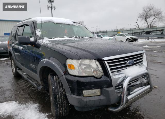 Lot #1660240440 2006 FORD EXPLORER X salvage car
