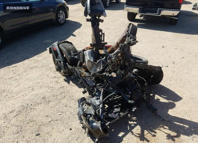 Lot #1669344412 2012 CAN-AM SPYDER ROA salvage car