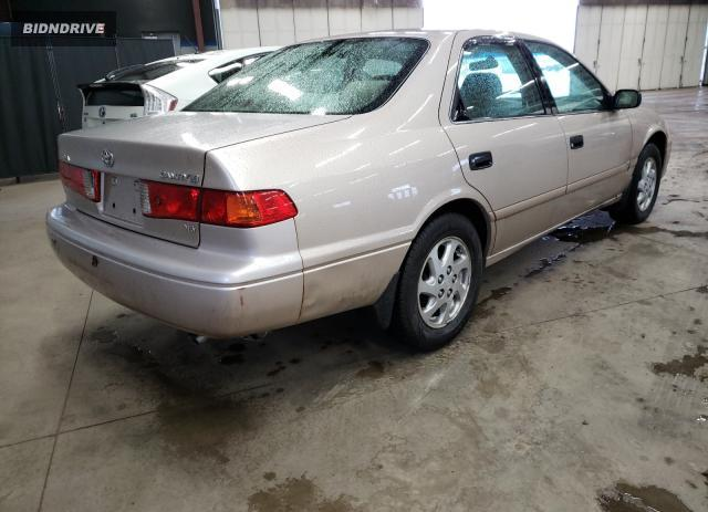 Lot #1670706112 2000 TOYOTA CAMRY LE salvage car