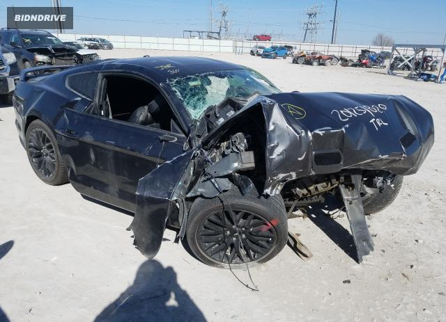 Lot #1675196890 2019 FORD MUSTANG GT salvage car