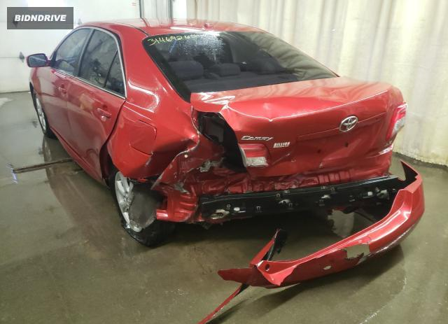 Lot #1676287795 2011 TOYOTA CAMRY BASE salvage car