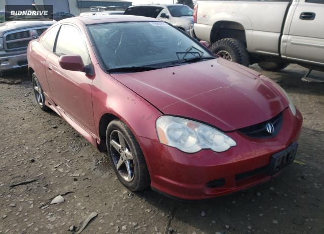 Lot #1676307368 2002 ACURA RSX salvage car