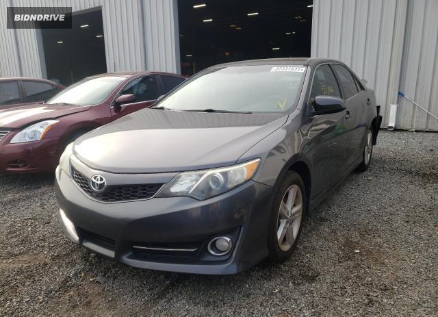 Lot #1677751292 2014 TOYOTA CAMRY L salvage car
