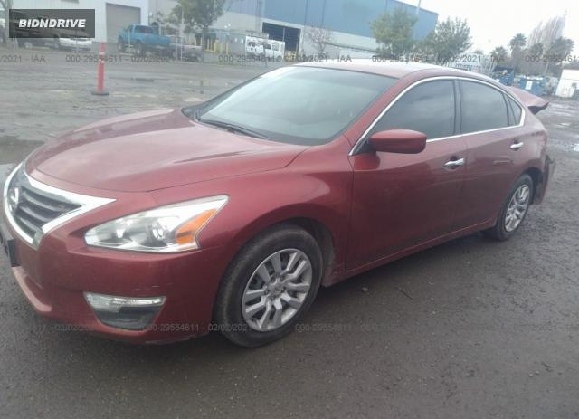 Lot #1678710230 2013 NISSAN ALTIMA 2.5 S salvage car