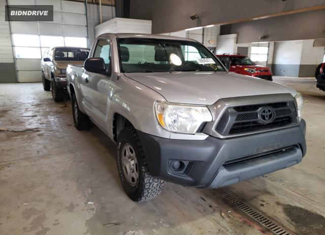 Lot #1679874015 2013 TOYOTA TACOMA salvage car