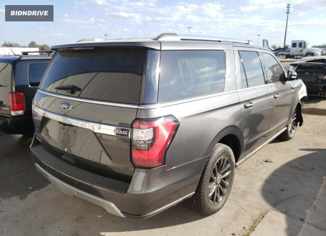 Lot #1679878710 2019 FORD EXPEDITION salvage car