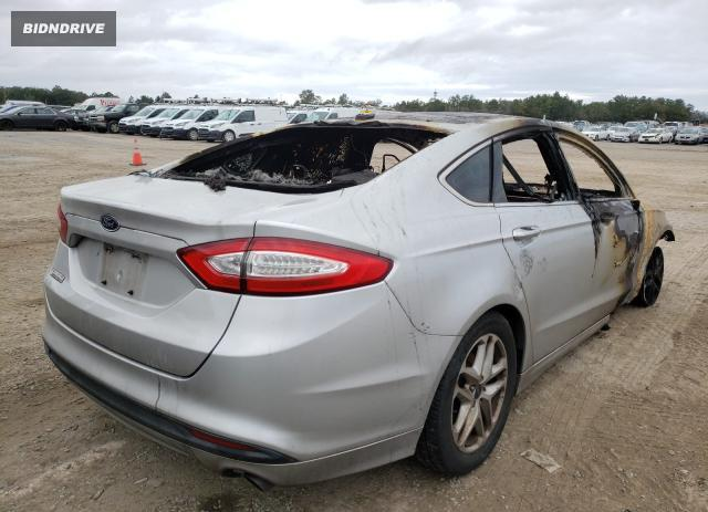 Lot #1679879065 2013 FORD FUSION SE salvage car