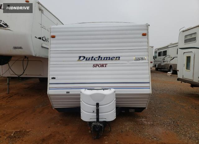 Lot #1680314838 2002 DUTCHMEN SPORT salvage car