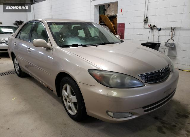 Lot #1680324650 2003 TOYOTA CAMRY LE salvage car