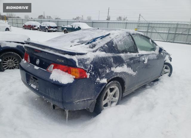 Lot #1680330265 2002 ACURA RSX salvage car