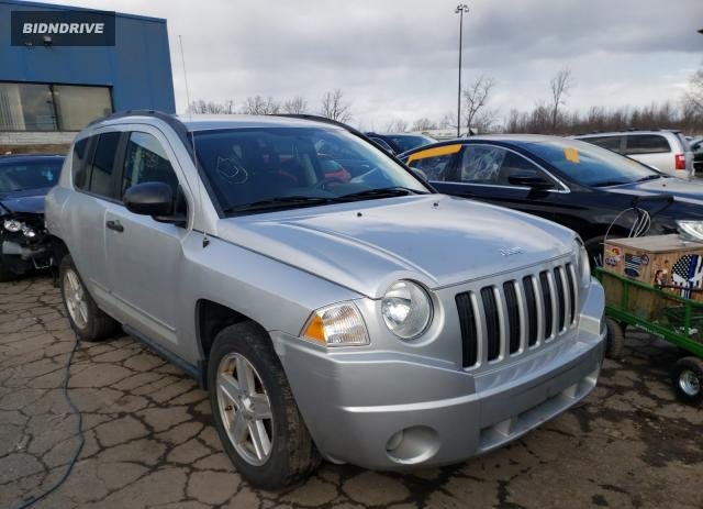 Lot #1680334588 2009 JEEP COMPASS SP salvage car