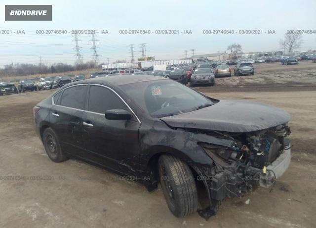 Lot #1680678862 2015 NISSAN ALTIMA 2.5 S salvage car