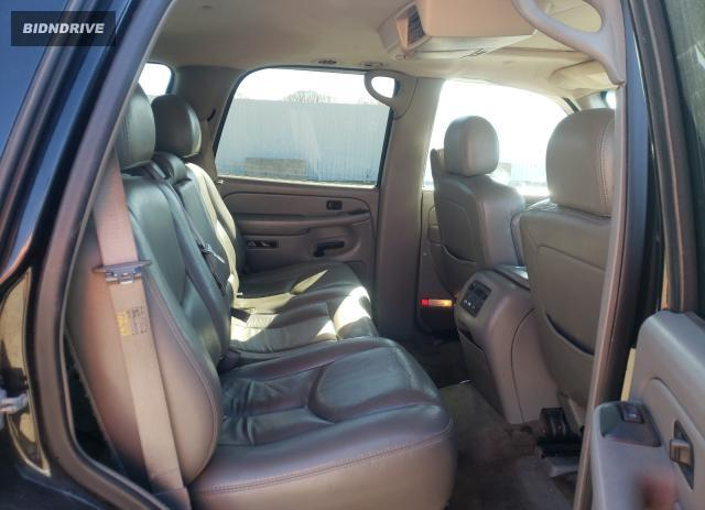 Lot #1680689845 2005 CHEVROLET TAHOE K150 salvage car