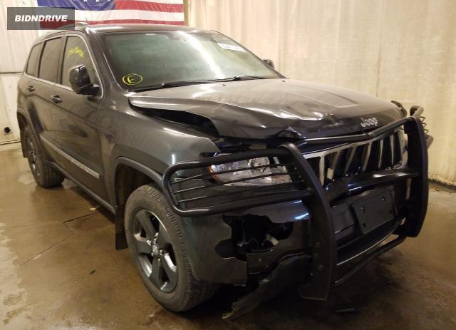 Lot #1680767782 2011 JEEP GRAND CHER salvage car