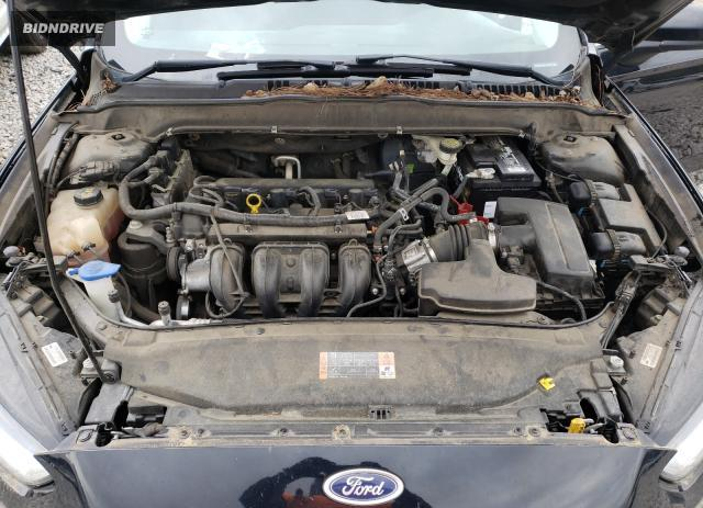 Lot #1680814962 2016 FORD FUSION SE salvage car