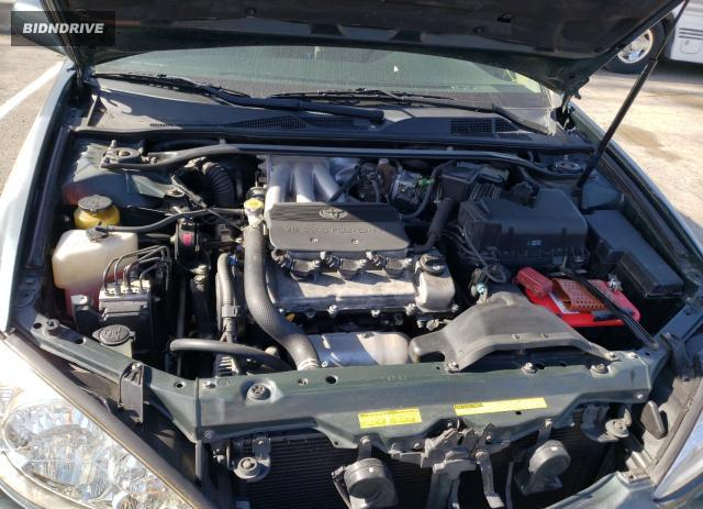 Lot #1680874915 2002 TOYOTA CAMRY LE salvage car
