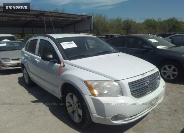 Lot #1681179935 2011 DODGE CALIBER MAINSTREET salvage car