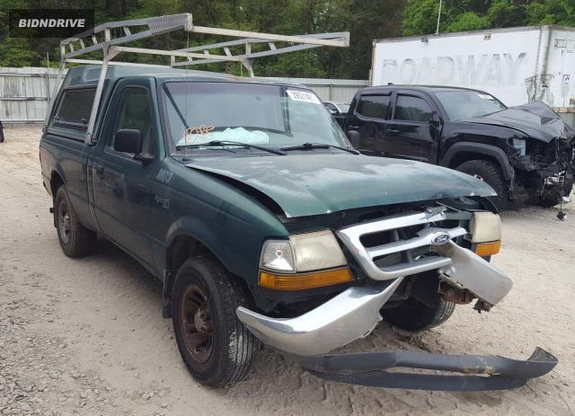 Lot #1681361915 1999 FORD RANGER salvage car